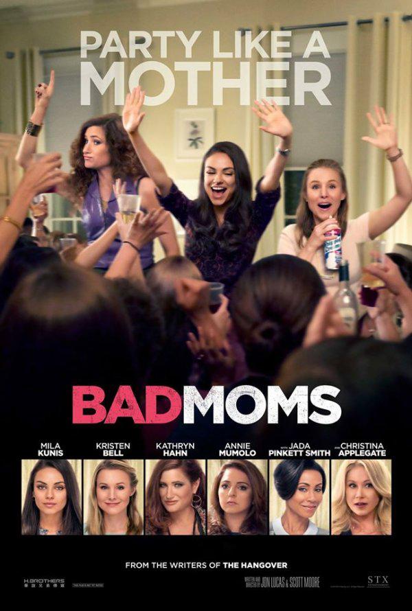 3 Bad Moms