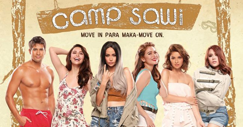 Camp Sawi (2016) HDRip