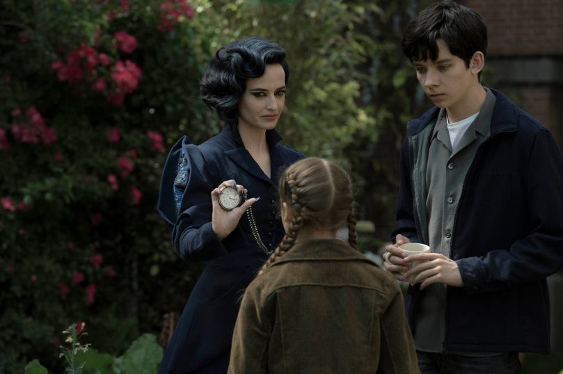 Image result for Miss Peregrine's Home for Peculiar Children movie