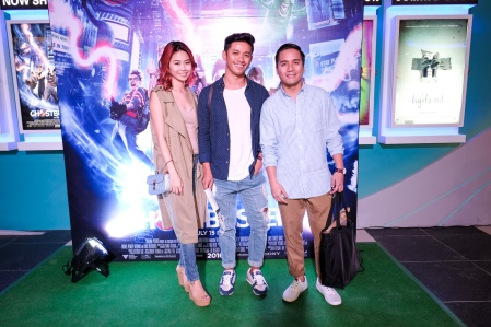influencers - Vina Guerrero, David Guison, and Paul Chuapoco