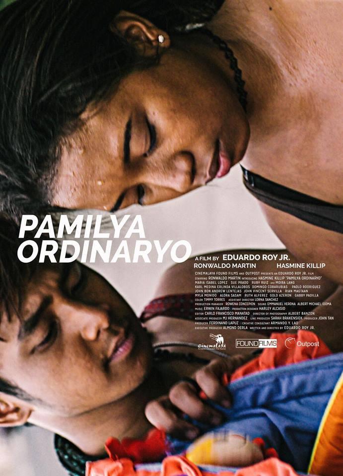 Poster Pamilya Ordinaryo