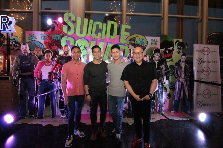 Fashion Squad- Nat Manilag, Francis Libiran, Harry Libiran and Arsi Baltazar