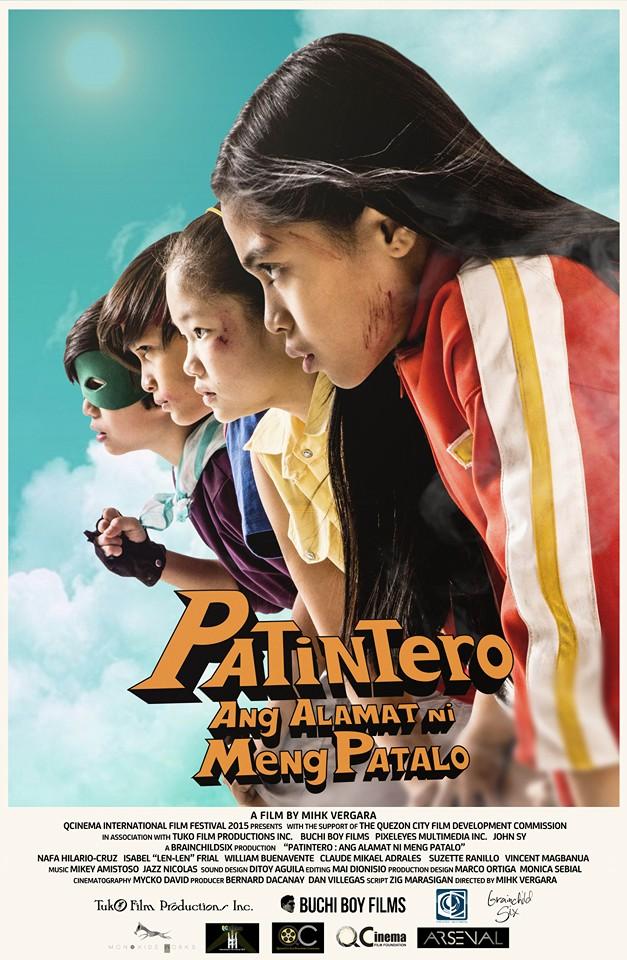 Patintero Poster