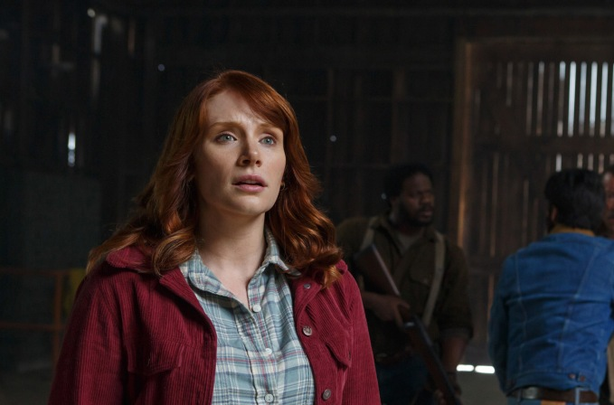 Bryce Dallas Howard is Grace in Disney's PETE'S DRAGON, the adventure of a boy named Pete and his best friend Elliot, who just happens to be a dragon.