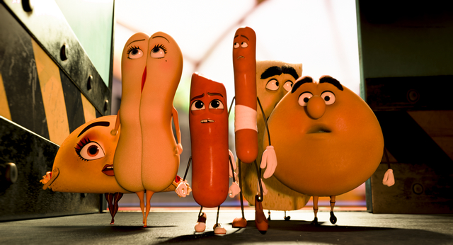 Sausage Party 01