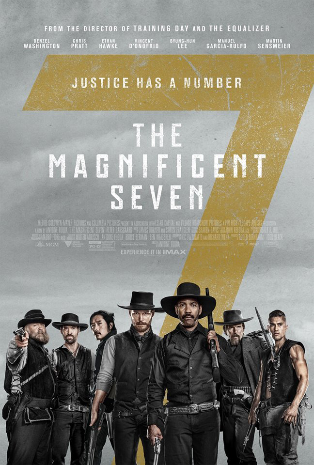 21 The Magnificent Seven
