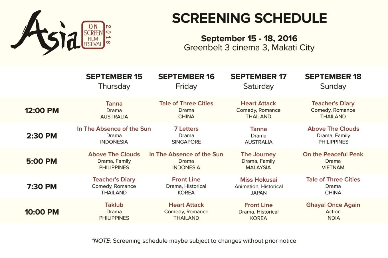 movie-schedule