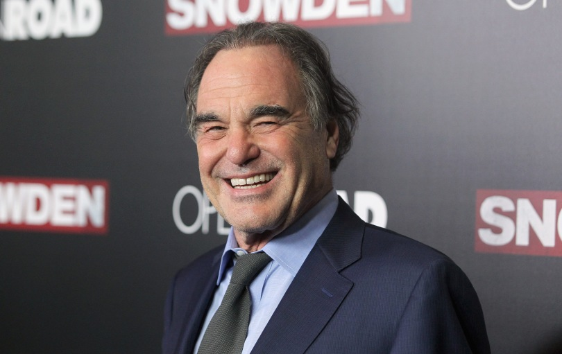"""NEW YORK, NY - SEPTEMBER 13:  Director Oliver Stone attends the """"Snowden"""" New York premiere at AMC Loews Lincoln Square on September 13, 2016 in New York City.  (Photo by Jim Spellman/WireImage)"""