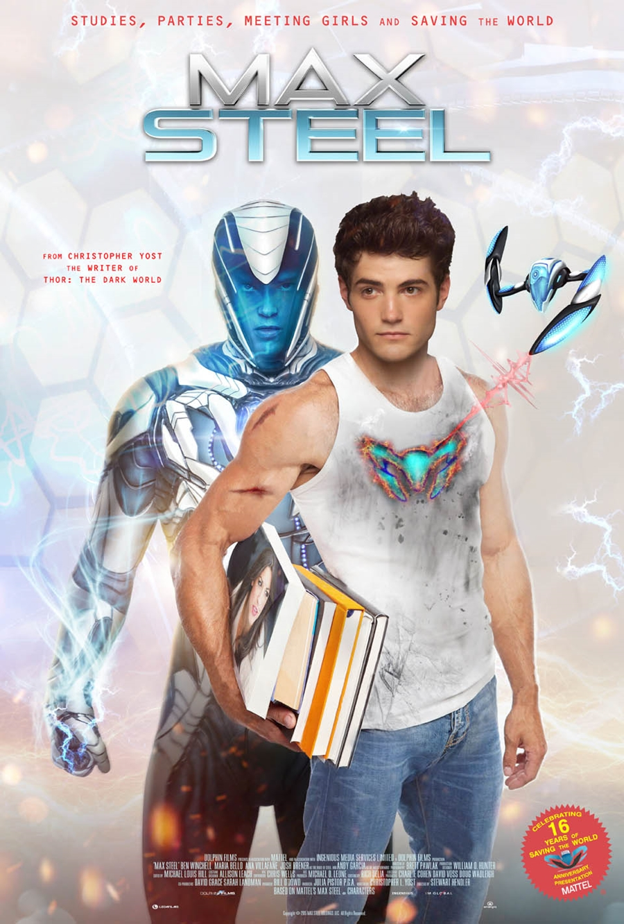 max-steel-poster