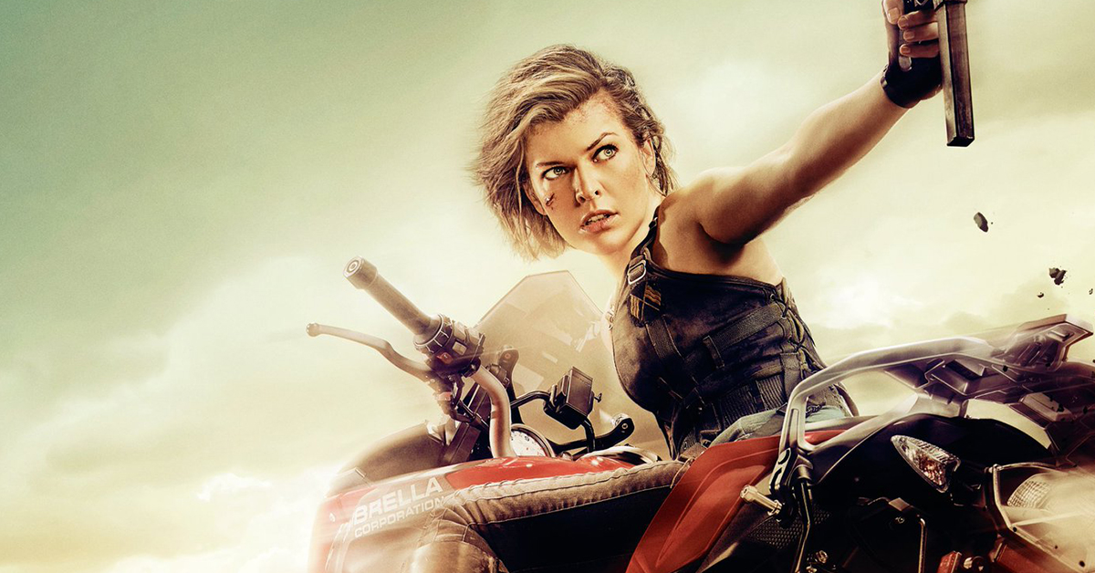 """Oitnb S Ruby Rose Lands Resident Evil The Final Chapter: """"Resident Evil: The Final Chapter"""" Reveals New Posters"""
