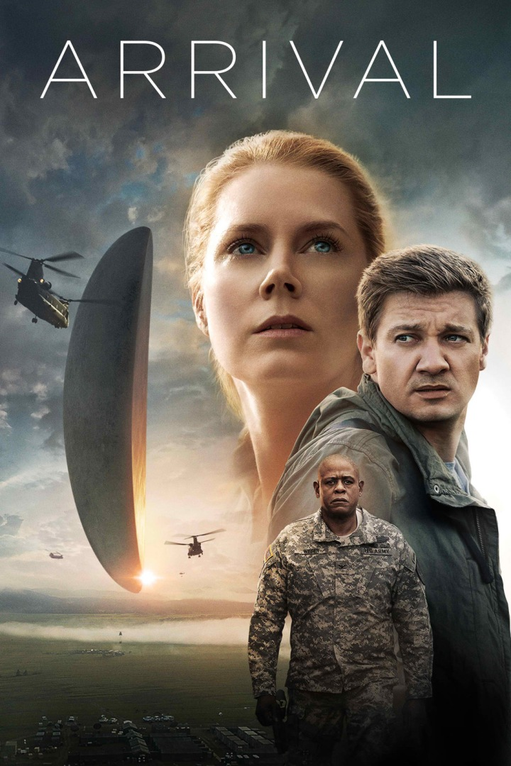 Arrival main Poster