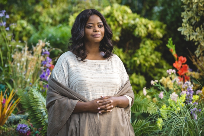 Octavia Spencer stars as 'Papa' in THE SHACK.