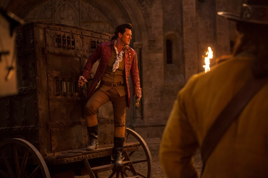Luke Evans is Gaston in Disney's BEAUTY AND THE BEAST, a live-action adaptation of the studio's animated classic, directed by Bill Condon.