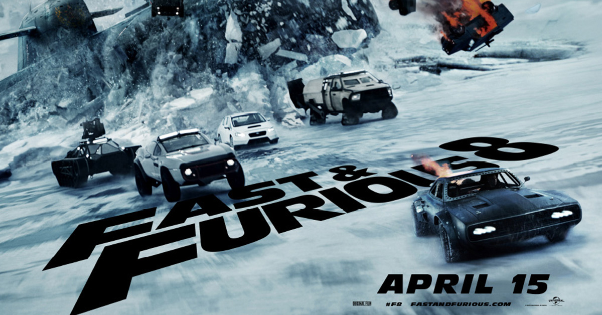 Fast Furious  New Poster