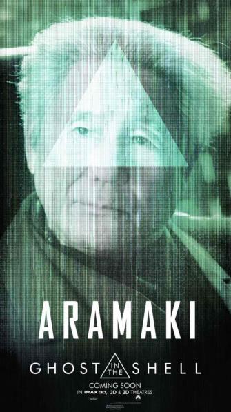 GITS-Aramaki