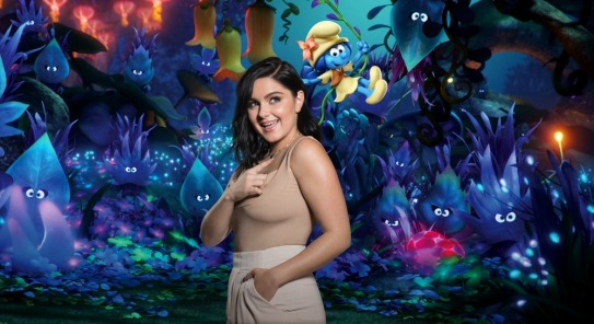 """Ariel Winters voices """"SmurfLily"""" in Columbia Pictures and Sony Pictures Animation's SMURFS: THE LOST VILLAGE."""