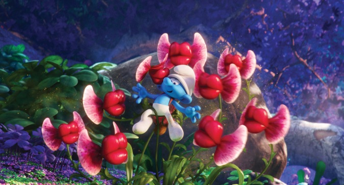 Clumsy in Columbia Pictures and Sony Pictures Animation's SMURFS: THE LOST VILLAGE.