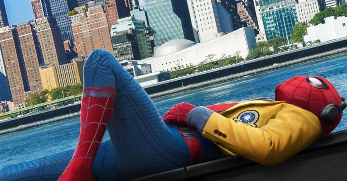 SpiderMan Homecoming 01