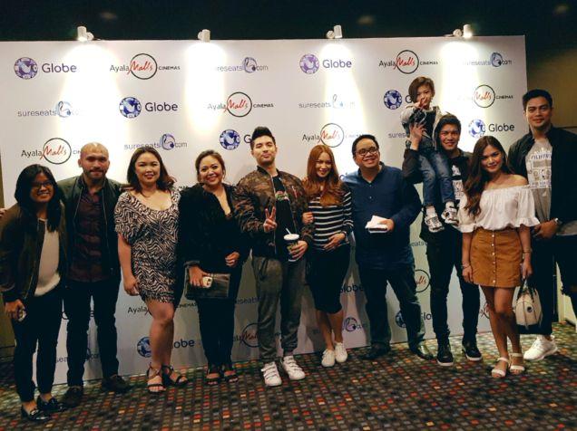 Ayala Malls Cinemas Team with Celebs