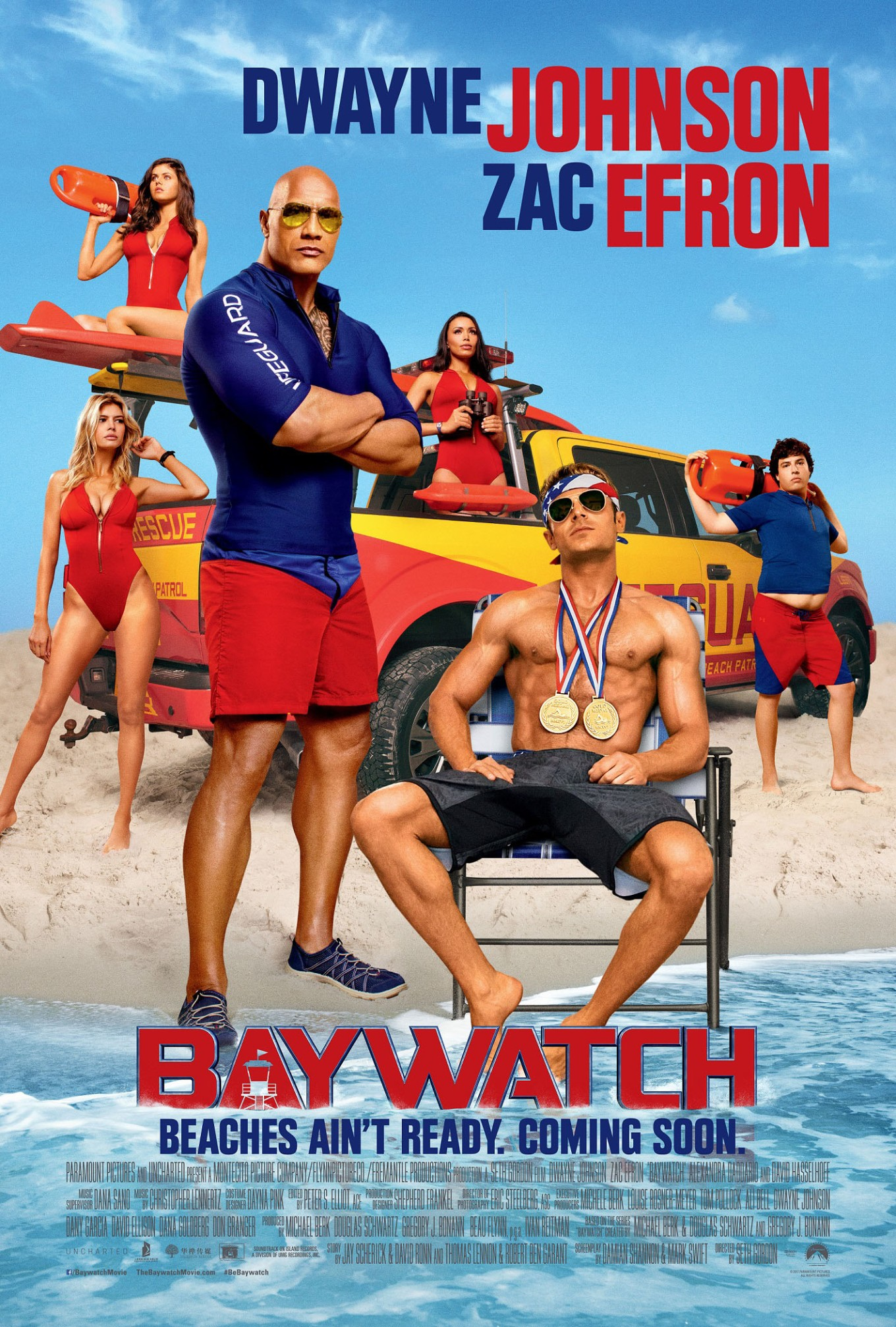 Baywatch - Layout 3