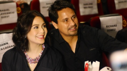 CINEMA CLASSICS AT AYALA MALLS CINEMAS _Dawn Zulueta and Richard Gomez