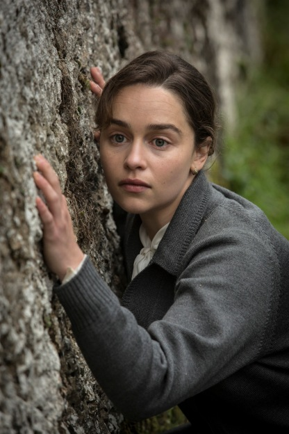 emilia clarke in VOICE FROM THE STONE