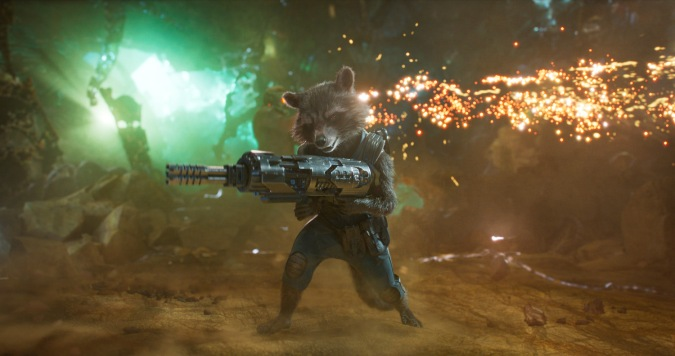 Guardians Of The Galaxy Vol. 2 Rocket (Voiced by Bradley Cooper) Ph: Film Frame ©Marvel Studios 2017
