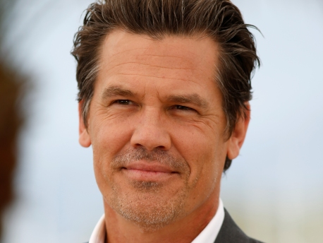 """CANNES, FRANCE - MAY 19: Actor Josh Brolin attends a photocall for """"Sicario"""" during the 68th annual Cannes Film Festival on May 19, 2015 in Cannes, France. (Photo by Tristan Fewings/Getty Images)"""