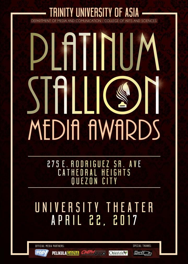 Stallion Media Awards Tarp