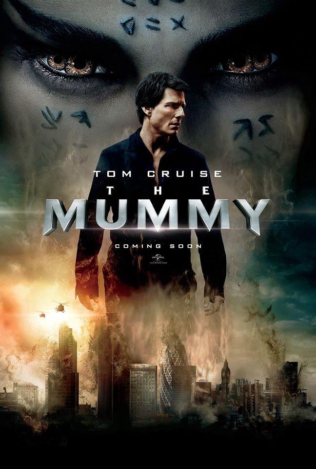 THE MUMMY - One-Sheet