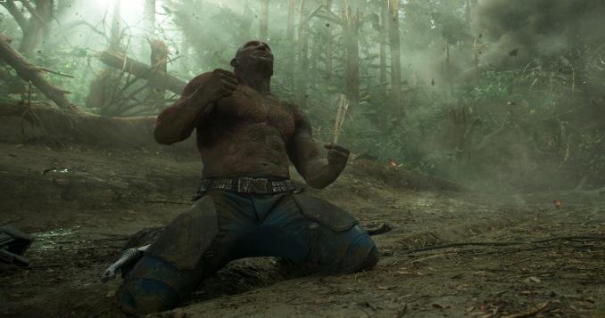 Guardians Of The Galaxy Vol. 2..Drax (Dave Bautista)..Ph: Film Frame..©Marvel Studios 2017
