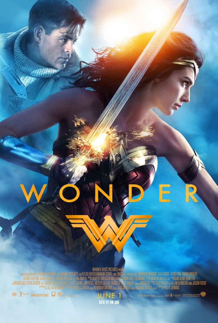 1 Wonder Woman