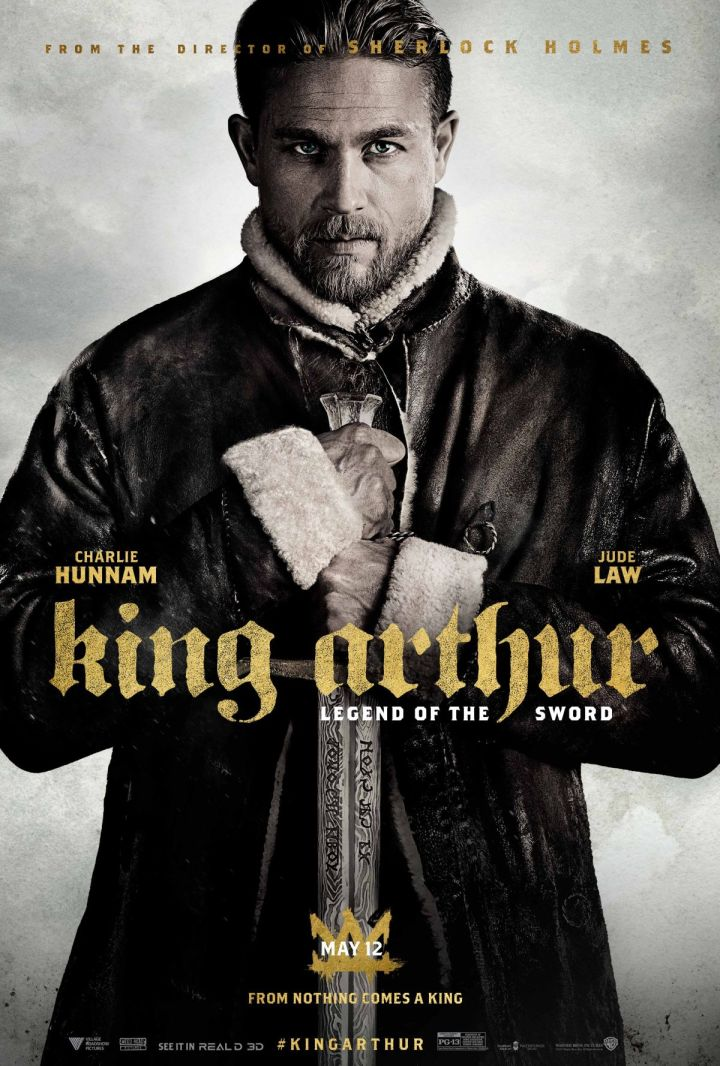 17 King Arthur Legend of the Sword