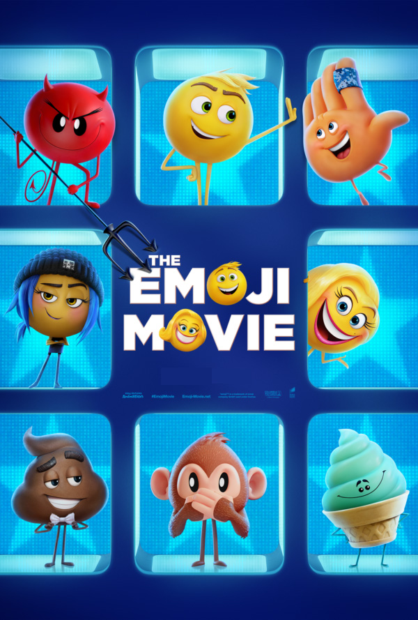 23 The Emoji Movie