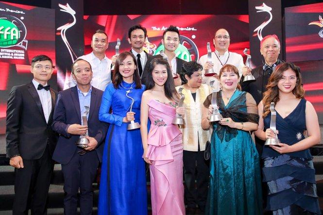 AIFFA Winners