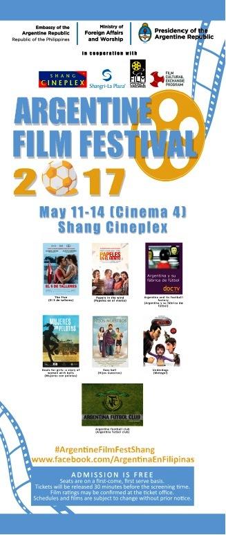 Argentine Film Festival 2017