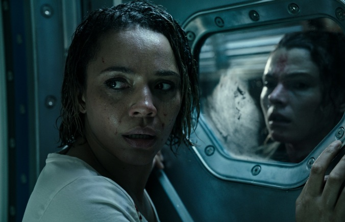 carmen ejogo in ALIEN COVENANT