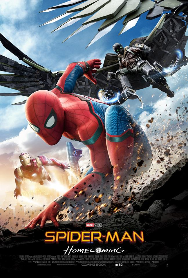 Spider-Man Homecoming Poster 5