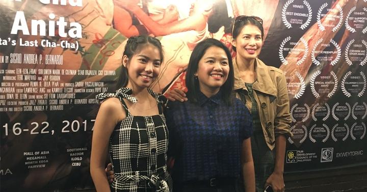 Ang Huling Cha Cha Presscon