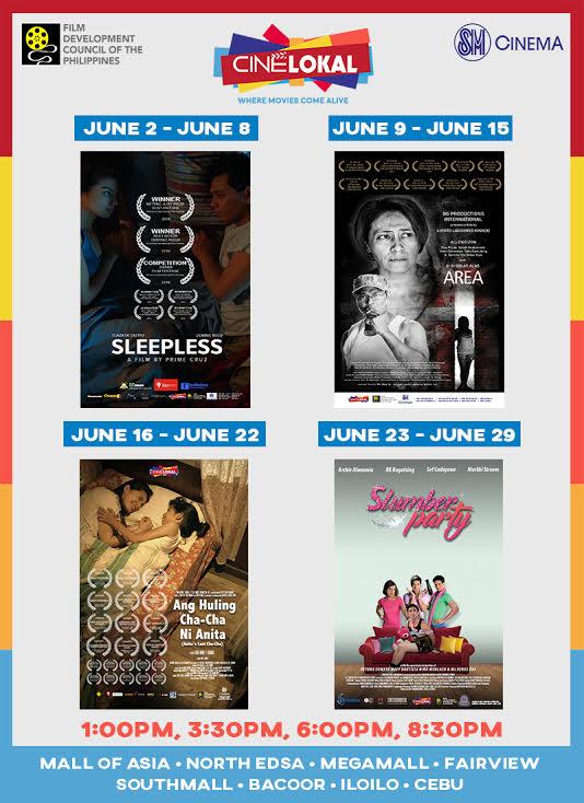Cine Lokal June
