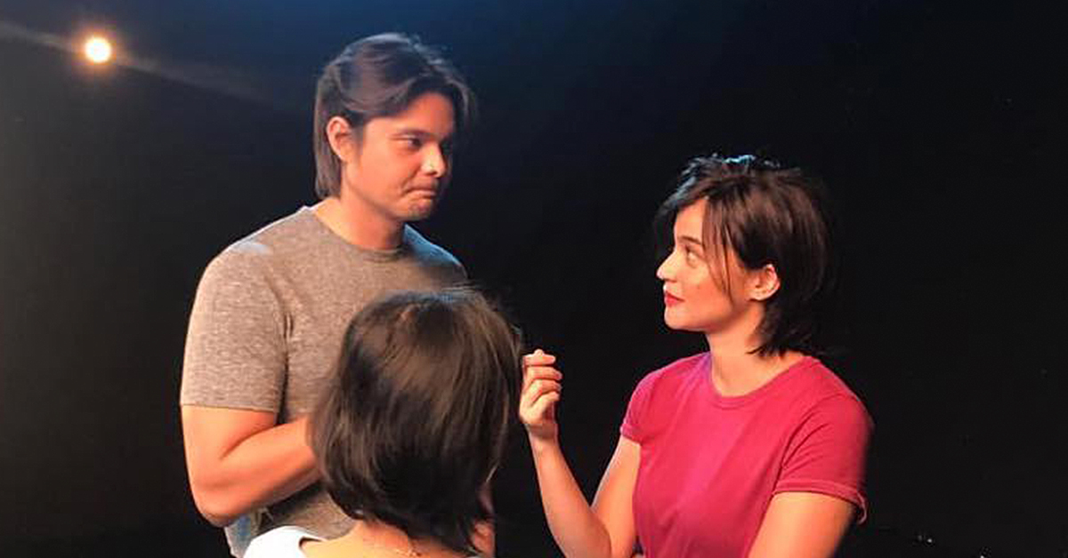 Dingdong Dantes & Anne Curtis Look Test for Upcoming Film ...