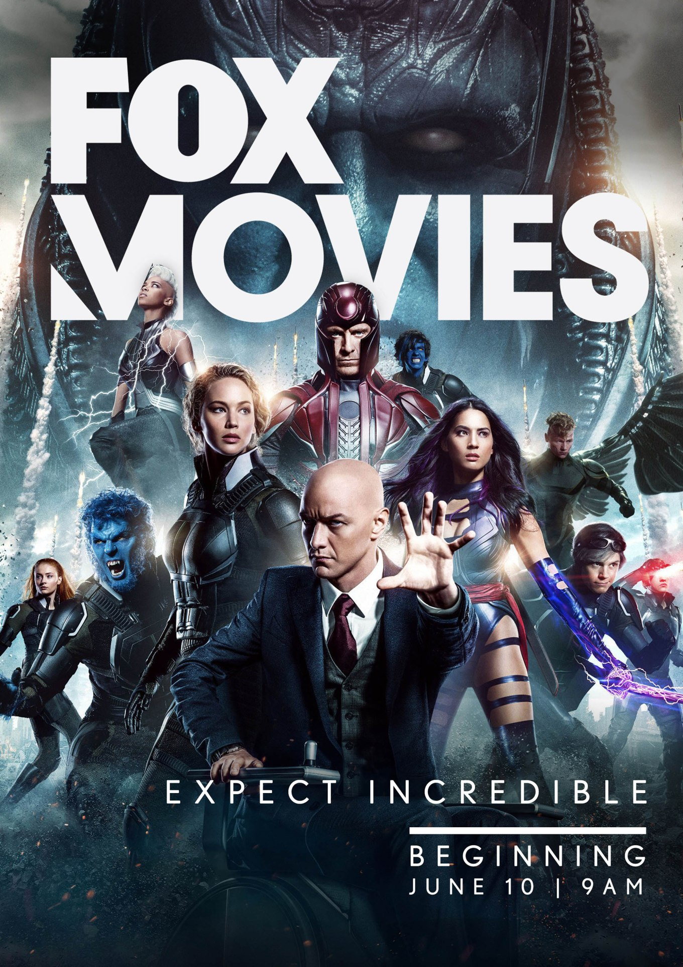 FOX Movies Official Photo