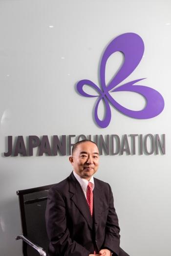 Mr. Hiroaki Uesugi, Japan Foundation Director