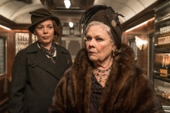 "Olivia Colman, left, and Judi Dench star in Twentieth Century Fox's ""Murder on the Orient Express."""