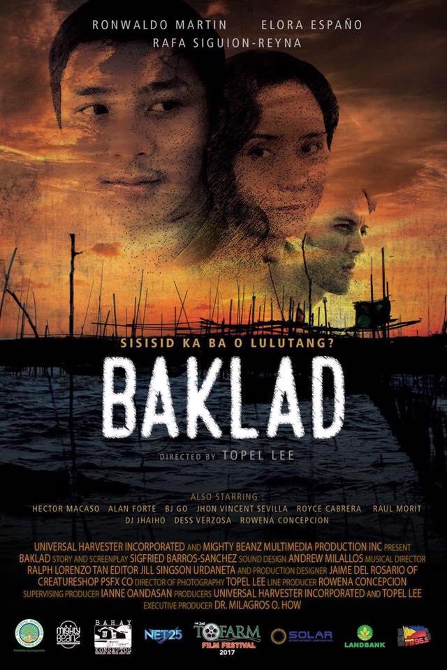 Poster Baklad
