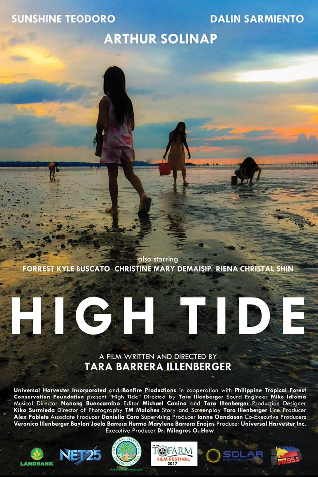 Poster High Tide