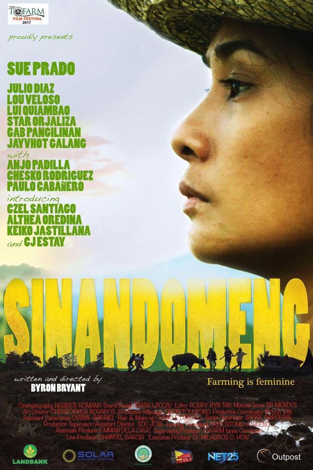 Poster Sinandomeng
