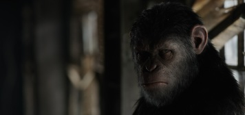 """Andy Serkis in Twentieth Century Fox's """"War for the Planet of the Apes."""""""
