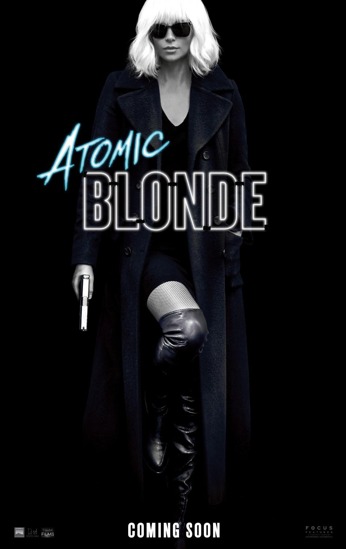 26 Atomic Blonde