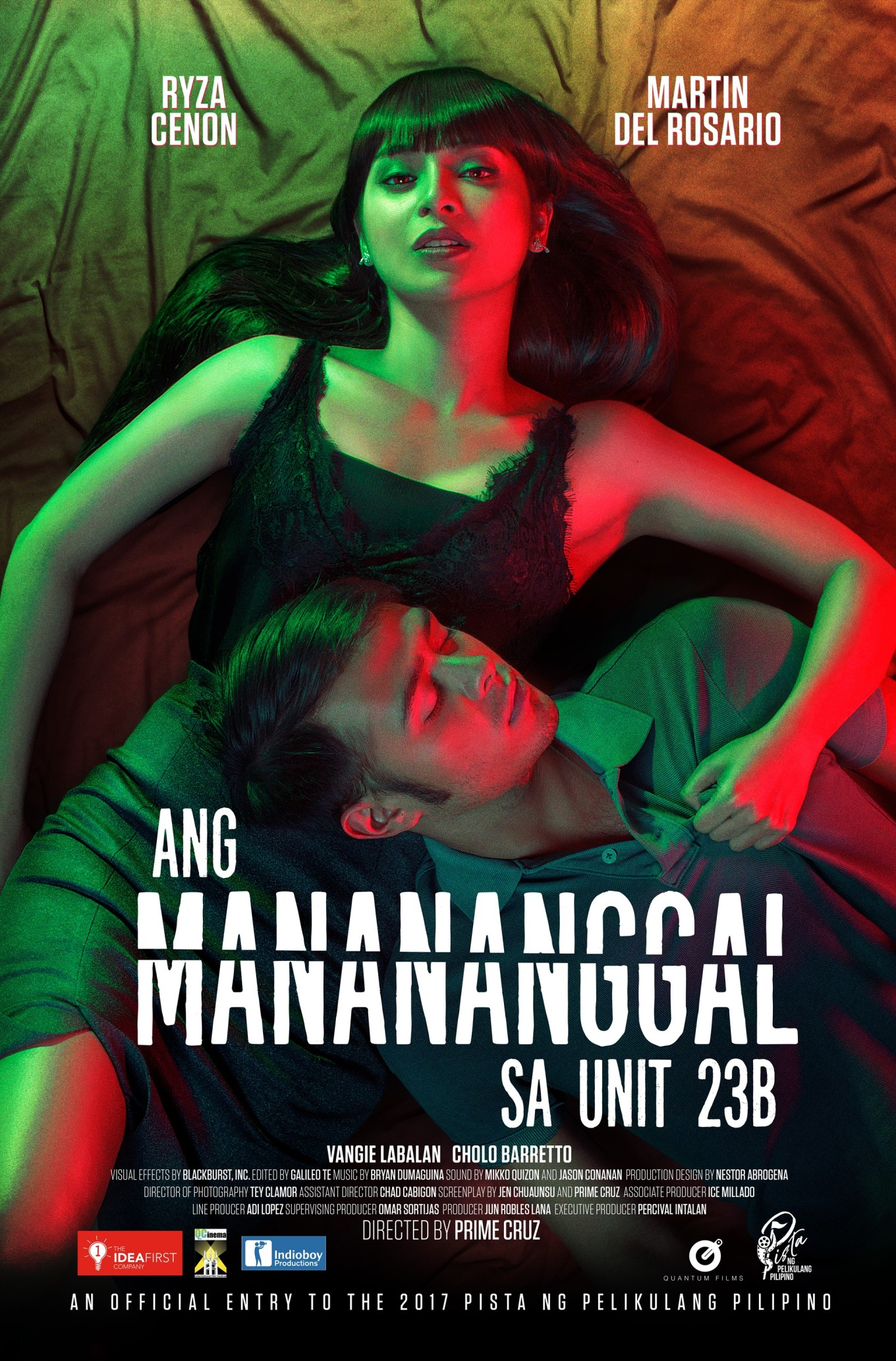 Ang Manananggal sa Unit 23B LARGE